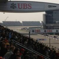 Das Foto wurde bei Shanghai International Circuit von Sebastian am 4/12/2013 aufgenommen