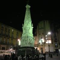 Foto scattata a Piazza San Domenico Maggiore da Danilo T. il 1/27/2013
