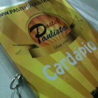 Das Foto wurde bei Pastel Paulista von Julio C. am 3/22/2013 aufgenommen