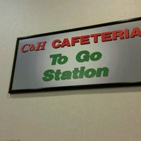 Menu C H Cafeteria Durham Nc