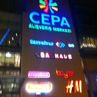 Foto tomada en Cepa por Gözde Ö. el 2/17/2013