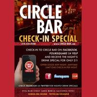 Foto tirada no(a) Circle Bar por Circle Bar em 10/13/2013