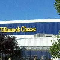 Photo taken at Tillamook Creamery by Paul S. on 9/22/2012