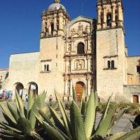 Foto tomada en Templo de Santo Domingo de Guzmán por Lissy el 12/28/2012