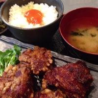 10/26/2012에 moba님이 卵かけ御飯専門店 美味卯에서 찍은 사진