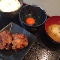 2/24/2013에 moba님이 卵かけ御飯専門店 美味卯에서 찍은 사진