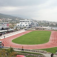 Foto tomada en Girne American University por Salih B. el 4/22/2014