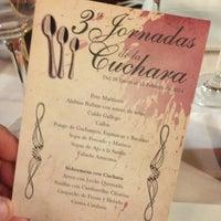 Foto scattata a A Taberna Restaurante da regueiro j. il 1/31/2014