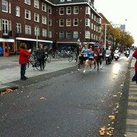10/21/2012 tarihinde Darja L.ziyaretçi tarafından Olympiaplein'de çekilen fotoğraf