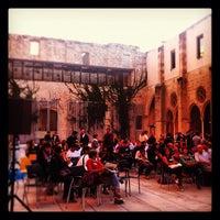 Foto tomada en Convent de Sant Agustí por Raig de Llum el 9/26/2012