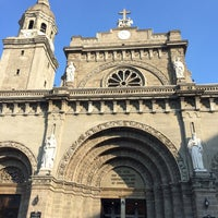 Foto tomada en Cathedral-Basilica of the Immaculate Conception of Manila (Manila Cathedral) por ana g. el 4/2/2015