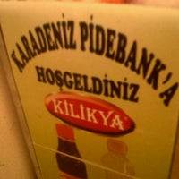 11/2/2012 tarihinde Koçak A.ziyaretçi tarafından Karadeniz Pide Bank'de çekilen fotoğraf