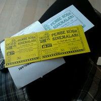 11/19/2012 tarihinde ismi lazim değilziyaretçi tarafından PembeKöşk Sineması'de çekilen fotoğraf