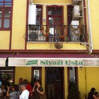 7/26/2013 tarihinde E. S.ziyaretçi tarafından Ciğerci Niyazi Usta'de çekilen fotoğraf