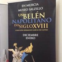 Das Foto wurde bei Museo Salzillo von Luis G. am 5/9/2014 aufgenommen