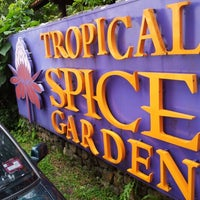 Photo prise au Tropical Spice Garden par Kween le10/7/2012