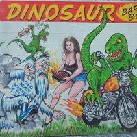 Foto diambil di Dinosaur Bar-B-Que oleh Dinosaur Bar-B-Que pada 8/29/2014