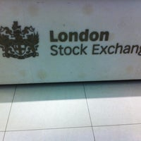 London Stock Exchange City Of London 10 Paternoster Square