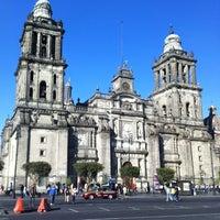 Foto tirada no(a) Catedral Metropolitana de la Asunción de María por Luis E. B. em 2/3/2013