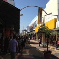 11/21/2012 tarihinde Rodrigo D.ziyaretçi tarafından Calçadão da Rua Sete'de çekilen fotoğraf