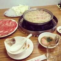 Das Foto wurde bei 長白小館 von maquita50 L. am 1/11/2013 aufgenommen