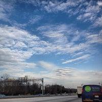 Photo prise au I-66 - Arlington / Fairfax County par Annesley W. le12/28/2012