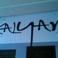 Foto scattata a Kalyan Nargile Evi da Samet K. il 12/7/2012