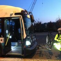 Mercer Island Park & Ride - Bus Line in Mercer Island