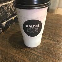 Photo prise au Kaldi's Social House par Phil M. le11/10/2018