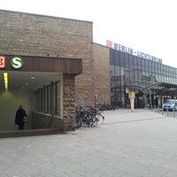 Das Foto wurde bei Bahnhof Berlin-Lichtenberg von Robert L. am 10/9/2012 aufgenommen
