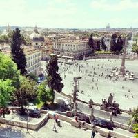 Foto scattata a Piazza del Popolo da Olga T. il 5/25/2013