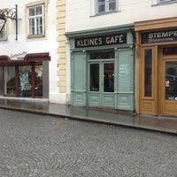 Foto tirada no(a) Kleines Café por GretlGoes V. em 2/19/2013