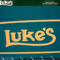 8/6/2014에 Luke's Bar & Grill님이 Luke's Bar & Grill에서 찍은 사진