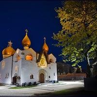 1/10/2013 tarihinde Виктор Г.ziyaretçi tarafından Marfo-Mariinsky Convent'de çekilen fotoğraf