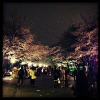 3/23/2013 tarihinde まじきziyaretçi tarafından Ueno Park'de çekilen fotoğraf