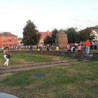 Снимок сделан в Каунасский замок пользователем Gintarė U. 7/3/2013