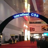 1/7/2013 tarihinde John B.ziyaretçi tarafından Las Vegas Convention Center'de çekilen fotoğraf