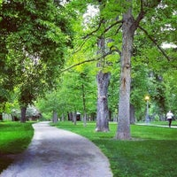 Photo prise au Cheesman Park par Casey D. le6/4/2013