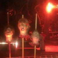 Das Foto wurde bei Los Angeles Haunted Hayride von Jam O. am 10/28/2012 aufgenommen