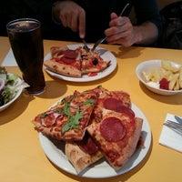 Menü Casa Della Pizza North Laine 3 20 Bond St