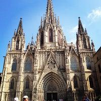 Foto tomada en Catedral de la Santa Cruz y Santa Eulalia por yuichi✈︎ el 5/2/2013