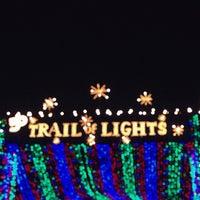 Foto scattata a Austin Trail of Lights da Fernando G. il 12/20/2014