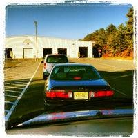 Photo taken at NJ Motor Vehicle Commission Inspection (DMV) by Jesse L. on