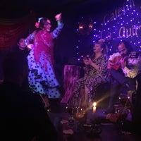 Foto tomada en Tablao Flamenco Cafetín La Quimera por Eman Y. el 2/1/2017