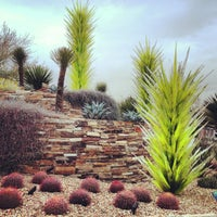 Photo prise au Desert Botanical Garden par Carl A. le12/31/2012