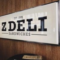 9/1/2018에 Renata M.님이 Z Deli Sandwiches에서 찍은 사진