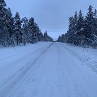 Foto scattata a Kakslauttanen Arctic Resort da Nasser il 1/5/2019