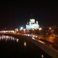 Photo prise au Bolshoy Kamenny Bridge par Tausha le4/12/2013