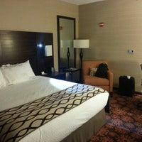 9/27/2012にYihuan Z.がDoubleTree by Hilton Hotel San Francisco Airportで撮った写真