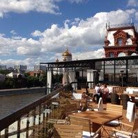 Foto tirada no(a) Ресторан & Lounge «Река» por Maria B. em 6/12/2013
